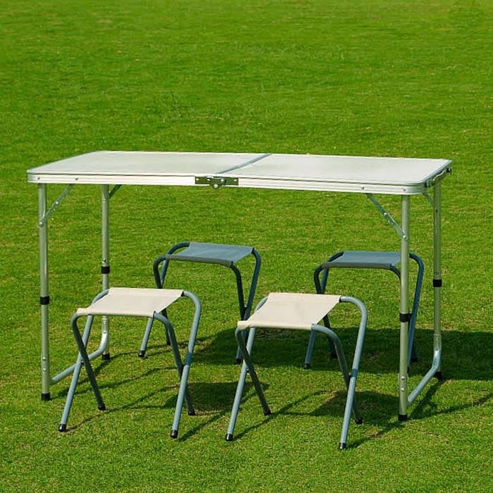 Складные столы на складе