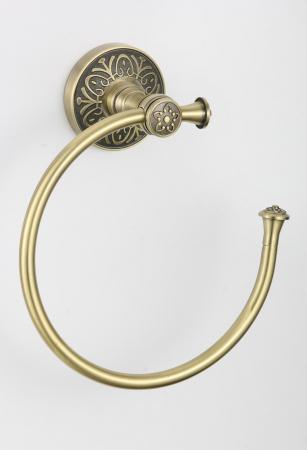 Держатель для полотенец Savol S-005863C кольцевой бронза: купить за 1529 руб - цена, характеристики, отзывы | интернет-магазин TOPSTO, Крым