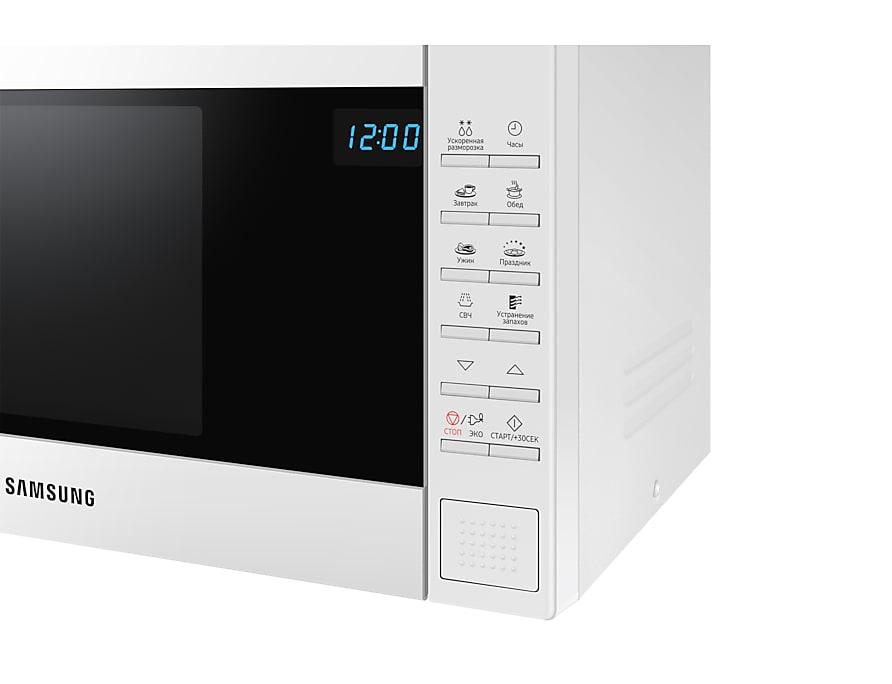 микроволновая печь Samsung Me88suw белый купить