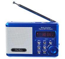 Радиоприемник PERFEO Sound Ranger PF-SV922 синий | интернет-магазин TOPSTO