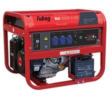 Генератор бензиновый Fubag BS5500 A ES | интернет-магазин TOPSTO
