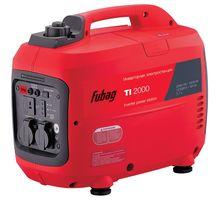 Генератор бензиновый цифровой (инвертер) Fubag TI2000 | интернет-магазин TOPSTO