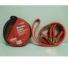 Провода пусковые RUNWAY RR200 в сумке 200А | интернет-магазин TOPSTO