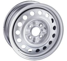 Диски TREBL 42E45S 4.5x13 4x114.3 ET45 D69.1 (Silver) | интернет-магазин TOPSTO