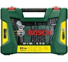 Набор принадлежностей BOSCH V-line 83 предмета (жесткий кейс) | интернет-магазин TOPSTO