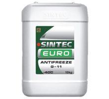 Антифриз Sintec Euro A-40 G11 зелёный10 л | интернет-магазин TOPSTO