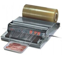 Упаковочная машина GASTRORAG TVS-HW-450 горячий стол рабочая температура 50 - 140оС ширина пленки 450 мм | интернет-магазин TOPSTO