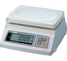 Весы электронные порционные CAS SW-2 | интернет-магазин TOPSTO