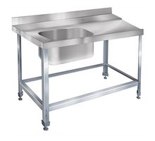Стол для грязной посуды ITERMA 430 СБ-361/610/550 ПММ/М СЗ | интернет-магазин TOPSTO