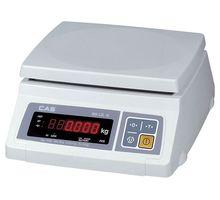 Весы электронные порционные CAS SWII-10 (DD) | интернет-магазин TOPSTO