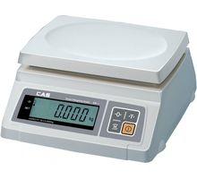 Весы электронные порционные CAS SW-20 (DD) | интернет-магазин TOPSTO
