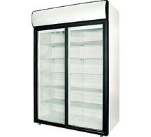 Шкаф холодильный со стеклом POLAIR DM114SD-S | интернет-магазин TOPSTO