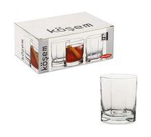 Набор стаканов Pasabahce Кошем 6 шт 60 мл 41070B | интернет-магазин TOPSTO