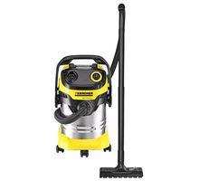 Пылесос Karcher WD5 Premium 1800Вт желтый | интернет-магазин TOPSTO