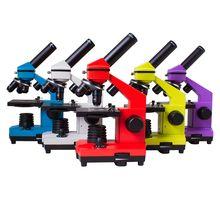 Микроскоп Levenhuk Rainbow 2L PLUS Amethyst | интернет-магазин TOPSTO