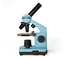Микроскоп Levenhuk Rainbow 2L Azure | интернет-магазин TOPSTO