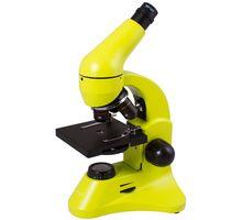 Микроскоп Levenhuk Rainbow 50L PLUS Lime | интернет-магазин TOPSTO