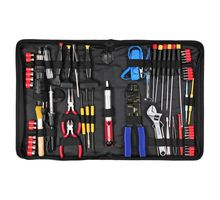 Набор инструментов Buro TC-1118 67 предметов (жесткий кейс) | интернет-магазин TOPSTO