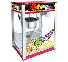 Аппарат для попкорна GASTRORAG HP-6A | интернет-магазин TOPSTO