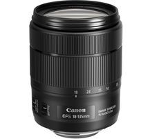Объектив CANON EF-S IS USM (1276C005) 18-135мм f/3.5-5.6 черный | интернет-магазин TOPSTO