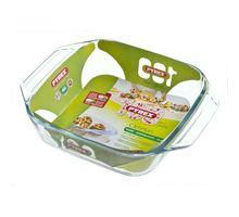 Блюдо квадратное PYREX 400B000 OPTIMUM | интернет-магазин TOPSTO