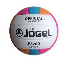 Мяч волейбольный Jogel JV-200 | интернет-магазин TOPSTO