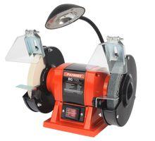 Станок точильный c подсветкой PATRIOT BG160L | интернет-магазин TOPSTO