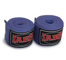 Бинты боксерские х/б Jabb JE-3030 синий 3,5м | интернет-магазин TOPSTO