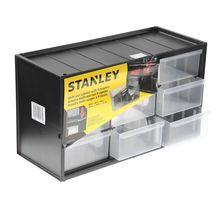 Органайзер STANLEY вертикальный с 9-тью отделениями 1-93-978   интернет-магазин TOPSTO