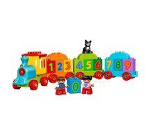 Конструктор LEGO Duplo 10847 Поезд Считай и играй | интернет-магазин TOPSTO