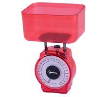 Весы HOMESTAR HS-3004М (002795) красный | интернет-магазин TOPSTO