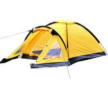Палатка 3-х местная Greenwood Yeti 3 желтый 191 | интернет-магазин TOPSTO
