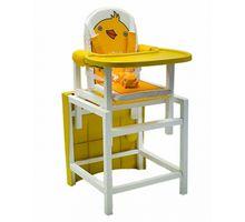 Стол-стул DUCKY Уточка желтый | интернет-магазин TOPSTO