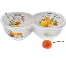 Форма для запекания LARANGE Яблоки с творогом и корицей 598-092   интернет-магазин TOPSTO