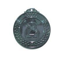 Медаль Start Up классическая 5027 серебро 50мм 9980   интернет-магазин TOPSTO