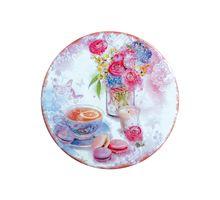 Подставка под горячее КОРАЛЛ YX079 Розовый букет | интернет-магазин TOPSTO
