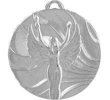 Медаль Ника MD2350/ S 50мм G-2мм 2 место   интернет-магазин TOPSTO