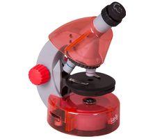 Микроскоп Levenhuk LabZZ M101 Orange\Апельсин | интернет-магазин TOPSTO