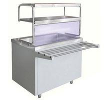 Прилавок для вторых блюд ITERMA МЭ-2С-1107-21КЗ | интернет-магазин TOPSTO