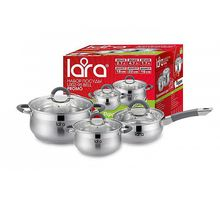 Набор посуды LARA LR02-95 Bell PROMO | интернет-магазин TOPSTO