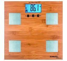 Весы SCARLETT SC-BS33ED79 бамбук | интернет-магазин TOPSTO