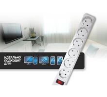 Сетевой фильтр CENTEK СТ-8901-6-3,0 White | интернет-магазин TOPSTO