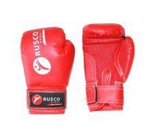 Перчатки боксерские RUSCO SPORT 10oz красный | интернет-магазин TOPSTO