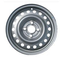Диски TREBL 8114 6x15 4x100 ET48 D54.1 (Silver) | интернет-магазин TOPSTO