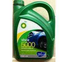 Масло BP VISCO 5000 5w40 SL/CF, A3/B3, A3/B4 (4л) синт. 114502 (00284) | интернет-магазин TOPSTO