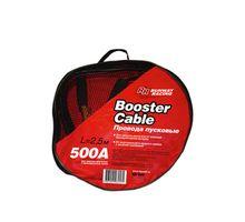 Провода пусковые RUNWAY RR500 в сумке 500А | интернет-магазин TOPSTO