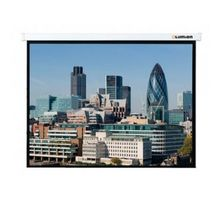 Экран настенный Lumien 153х203см Master Control с электроприводом | интернет-магазин TOPSTO