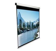 Экран Elite Screens 127х127см Manual M71XWS1 1:1 настенно-потолочный рулонный белый | интернет-магазин TOPSTO