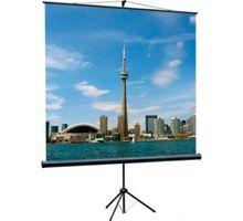 Экран на штативе Lumien Eco View 200x200 см с возможностью настенного крепления (LEV-100103) | интернет-магазин TOPSTO