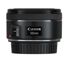 Объектив Canon EF STM (0570C005) 50мм F/1.8 | интернет-магазин TOPSTO